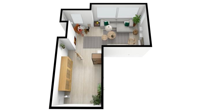 styling, Jaimyinterieur, interieuradvies, interieurstyling, interieur, interior, woning, wonen, plattegrond, moodboard, pastel, groen, early dew, vintage, woonkamer, design, planten, blauw, okergeel, style, inspirerend, vloerkleden, advies, huis, tuin, meubels, meubelen, meubilair, kringloop, kunst, 3d plattegrond, 3d ontwerp