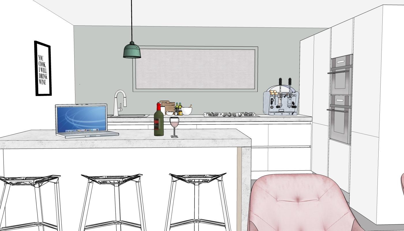 JaimyInterieur - ontwerp keuken